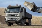 El Volvo FMX cumple 10 años