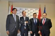 CETM-Madrid firma un convenio para transformar los vehículos diésel en gas natural y GLP
