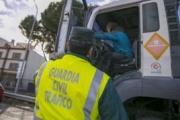 Transportes modifica los controles en carretera al transporte por el coronavirus