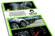 La importación de neumático asiático aumenta un 17% en el primer semestre