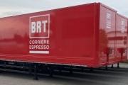 BRT Corriere Espresso adquiere 70 furgones de paquetería Lecitrailer