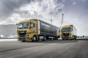 Nueva generación de camiones MAN: ahorro de hasta un 8,2% de consumo