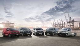 Toyota presenta la nueva gama Proace 2019