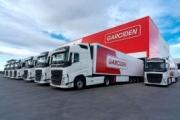 Garciden adquiere 45 camiones Volvo con I-Save