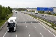 Cataluña mantiene las restricciones a camiones en Semana Santa