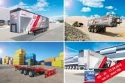 Kögel llevará sus semirremolques y soluciones para el transporte a la IAA
