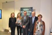 Cristina Zamorano recibe el premio Mujer y Gestión de Tráfico