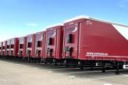 Sertrans incrementa su flota con 50 semirremolques Megatrailer Lonas de Lecitrailer