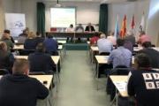 El Centro de Transportes de Segovia acoge la asamblea general de ASETRA