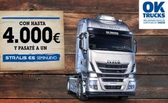 """Iveco pone en marcha la campaña """"Wanted"""""""
