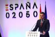 Pedro Sánchez presenta el Plan 2050, con 50 objetivos concretos a lograr