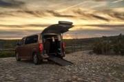 Toyota Se Adapta, nueva gama para transportar a personas con movilidad reducida