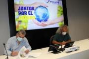 Fundación Primafrio y ANSE trabajarán por la conservación de arenales