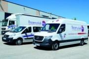 Transverich prestará los servicios de Palibex en Teruel