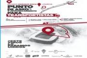 El estadio del Real Murcia, un centro de avituallamiento para los transportistas durante el estado de alarma