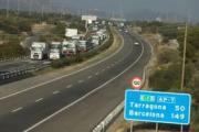 Aprobadas las restricciones a camiones de Tráfico de Cataluña para 2020