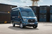 "La Ford Transit Custom EcoBlue Hybrid y la Transit Custom PHEV ganan el ""Van Of The Year 2020"""