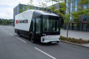 El Volta Trucks 100% eléctrico llega a la última milla en España