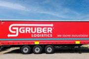 80 semirremolques Kögel para Gruber Logistics