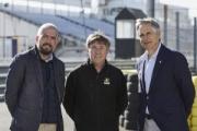 Antonio Albacete será embajador del Jarama en el Europeo de Camiones