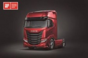 Iveco recibe el premio IF DESIGN 2020 por su camión S-Way