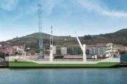 Euroaméricas refuerza la conexión marítima de carga entre Bilbao y Estados Unidos con un nuevo buque