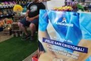 Andamur cuida del transporte el día de San Cristóbal