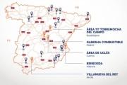 Andamur amplía su red de estaciones de servicio en España