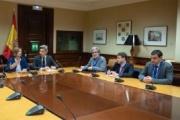 CEFTRAL participa en la negociación para implantar el título de grado medio de conductor de vehículos de transporte por carretera en Palencia