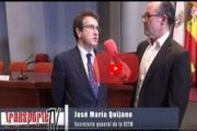 Vídeo-entrevista a José María Quijano, secretario general de CETM