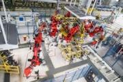 Las plantas españolas fabricaron 2.822.360 vehículos en 2019