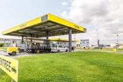Andamur suma a su red cinco estaciones de servicio en Francia