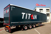 Leciñena presenta Titán, su nuevo semirremolque