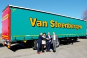 Van Steenbergen Transport adquiere 100 semirremolques Kögel