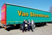 Van Steenbergen Transport adquiere 100 semirremolques Kögel