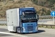 Las matriculaciones de vehículos comerciales e industriales siguen en caída libre