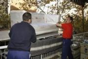 Las empresas de mudanzas exigen equipos de protección individual para sus trabajadores