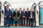 Repsol abre el primer punto de recarga ultra-rápida para vehículos eléctricos de la Península
