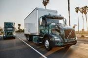 Volvo Trucks presenta sus camiones eléctricos para transporte pesado en Norteamérica