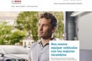 Bosch estrena página web