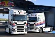 Scania renueva su acuerdo con MotoGP