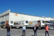 Grupo Bailón confía en Schmitz para ampliar su flota de camiones