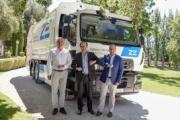 Renault Trucks entrega a Urbaser el primer camión eléctrico fabricado en serie