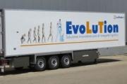 Lecitrailer presenta Evolution, el nuevo vehículo frigorífico para el transporte bajo temperatura dirigida