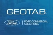 Geotab y Ford amplían su acuerdo por su plataforma telemática integrada
