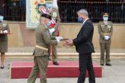"""Javier Arnedo, nombrado """"Lancero de Honor de España"""""""