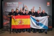 España consigue el segundo puesto en el RTEC 2019 de Renault Trucks