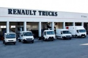 Décimo aniversario del concesionario de Renault Trucks, R1 Gama