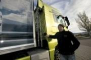 Europa prohíbe descansar en el camión