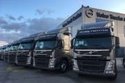 El Ejército del Aire adquiere 22 camiones Volvo FM